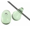 Glass Bead Droplet 4/6mm  Peridot - Strung